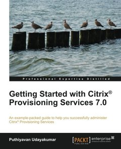 Getting Started with Citrix Provisioning Services 7.0-cover