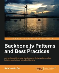 Backbone.js Patterns and Best Practices-cover