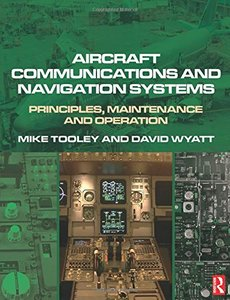 Aircraft Communications and Navigation Systems: Principles, Maintenance and Operation (Paperback)-cover