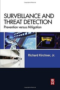 Surveillance and Threat Detection: Prevention versus Mitigation (Hardcover)-cover