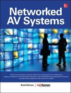 Networked AV Systems (Hardcover)-cover