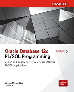 Oracle Database 12c PL/SQL Programming (Paperback)-cover