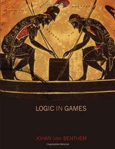 Logic in Games (Hardcover)-cover