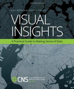 Visual Insights: A Practical Guide to Making Sense of Data (Paperback)-cover