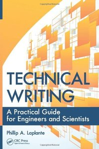 Technical Writing: A Practical Guide for Engineers and Scientists (Paperback)-cover