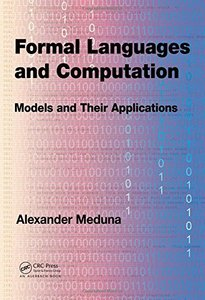 Formal Languages and Computation: Models and Their Applications (Hardcover)-cover