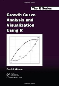 Growth Curve Analysis and Visualization Using R (Chapman & Hall/CRC The R Series)-cover