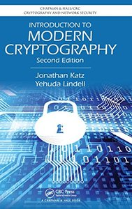 Introduction to Modern Cryptography, 2/e (Hardcover)-cover