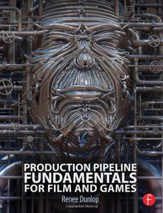 Production Pipeline Fundamentals for Film and Games (Paperback)-cover