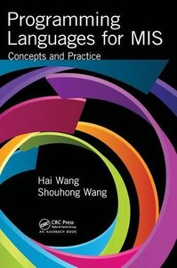 Programming Languages for MIS: Concepts and Practice (Hardcover)-cover