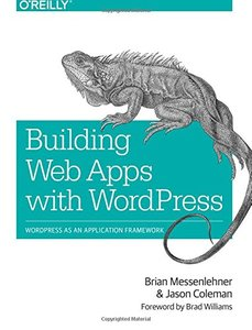 Building Web Apps with WordPress (Paperback)-cover