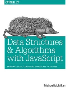 Data Structures and Algorithms with JavaScript (Paperback)-cover