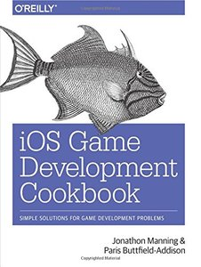 iOS Game Development Cookbook (Paperback)-cover