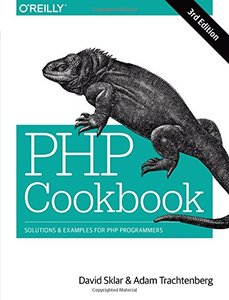 PHP Cookbook: Solutions & Examples for PHP Programmers, 3/e (Paperback)-cover