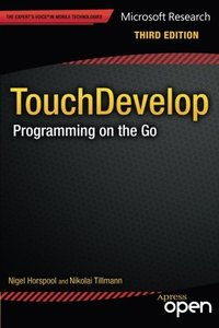 TouchDevelop: Programming on the Go, 3/e (Paperback)-cover