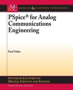 PSpice for Analog Communications Engineering (Paperback)-cover