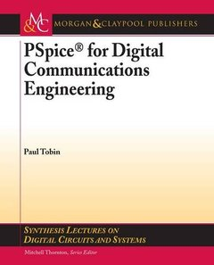 PSpice for Digital Communications Engineering (Paperback)-cover
