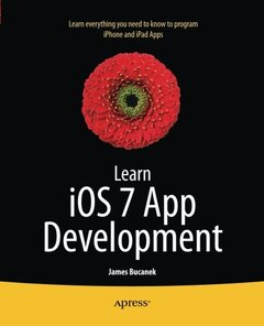 Learn iOS 7 App Development (Paperback)-cover
