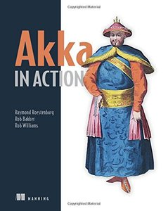 Akka in Action-cover