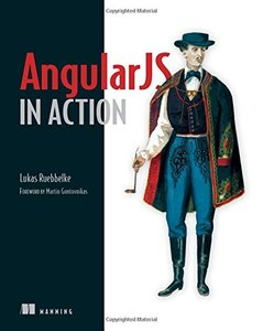 AngularJS in Action (Paperback)-cover