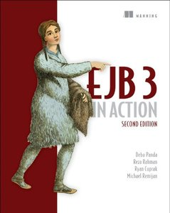 EJB 3 in Action, 2/e (Paperback)-cover