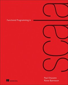 Functional Programming in Scala (Paperback)-cover