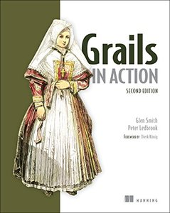 Grails in Action, 2/e (Paperback)-cover