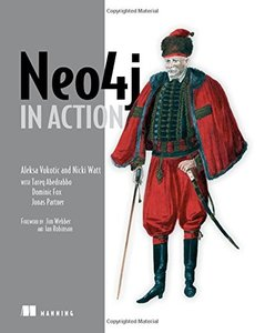 Neo4j in Action (Paperback)-cover