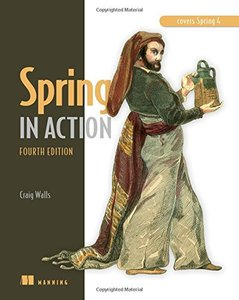 Spring in Action, 4/e (Paperback)-cover