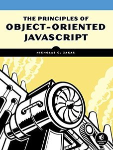 The Principles of Object-Oriented JavaScript (Paperback)-cover