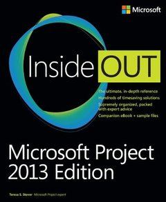 Microsoft Project Inside Out: 2013 Edition-cover