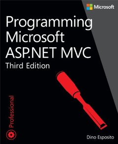 Programming Microsoft ASP.NET MVC, 3/e (Paperback)-cover