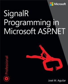 SignalR Programming in Microsoft ASP.NET (Paperback)-cover