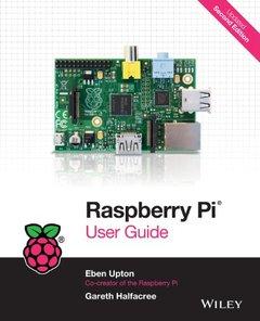 Raspberry Pi User Guide, 2/e (Paperback)-cover