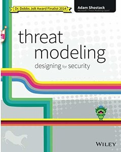 Threat Modeling: Designing for Security (Paperback)-cover