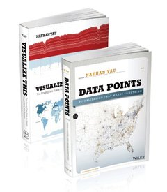 FlowingData.com Data Visualization Set (Paperback)