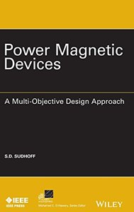 Power Magnetic Devices: A Multi-Objective Design Approach (Hardcover)-cover