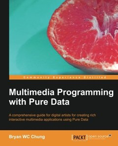 Multimedia Programming with Pure Data-cover