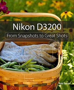 Nikon D3200: From Snapshots to Great Shots-cover