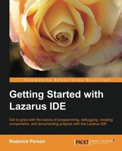 Getting Started with Lazarus IDE-cover