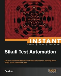 Instant Sikuli Test Automation-cover