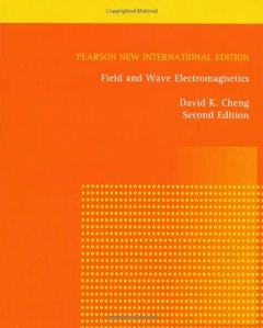 Field and Wave Electromagnetics, 2/e (NIE-Paperback)-cover