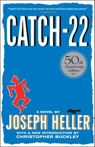 Catch-22: 50th Anniversary Edition (Paperback)-cover
