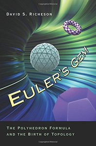 Euler's Gem: The Polyhedron Formula and the Birth of Topology (Paperback)-cover