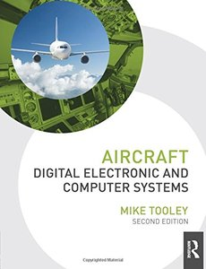 Aircraft Digital Electronic and Computer Systems, 2/e (Paperback)-cover