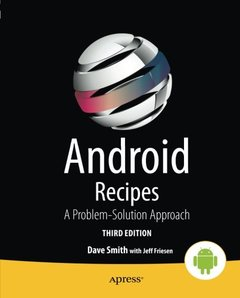 Android Recipes: A Problem-Solution Approach, 3/e (Paperback)-cover
