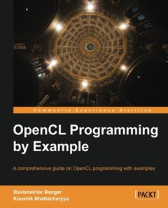 OpenCL Programming by Example (Paperback)-cover