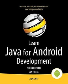 Learn Java for Android Development, 3/e (Paperback)-cover