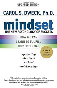 Mindset: The New Psychology of Success (Paperback)-cover