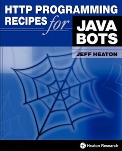 HTTP Programming Recipes for Java Bots (Paperback)-cover